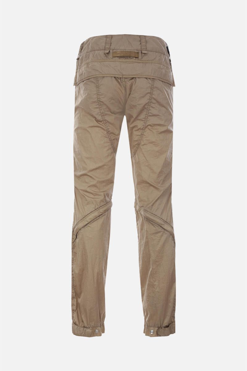 1017 ALYX 9SM: nylon straight-fit pants Color Brown_2