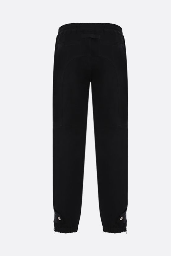 1017 ALYX 9SM: technical fabric joggers Color Black_2