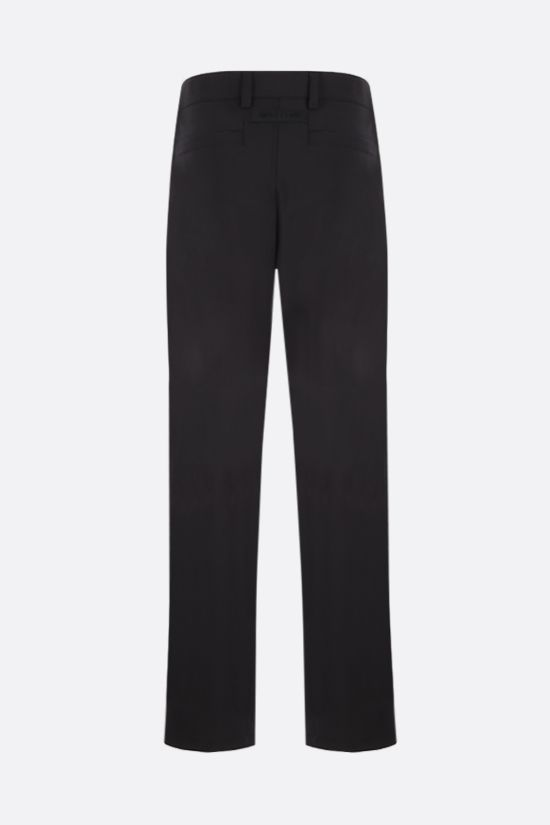 1017 ALYX 9SM: technical wool cargo pants Color Black_2