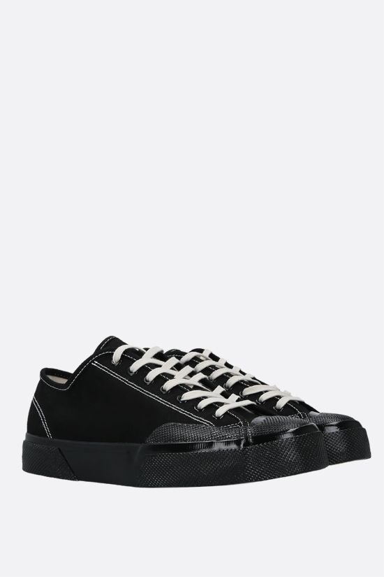 SUPERGA X ARTIFACT: Artifact by Superga canvas sneakers Color Black_2