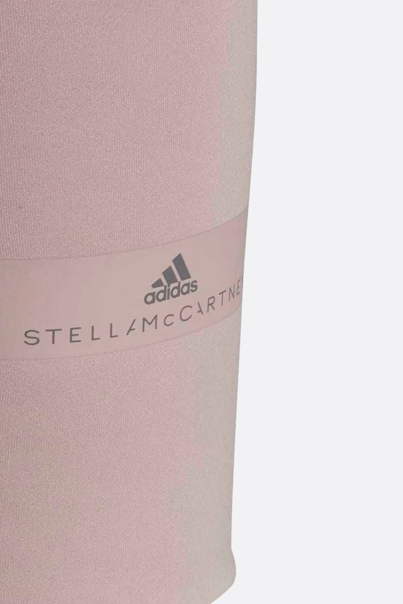 ADIDAS BY STELLA McCARTNEY: Primeblue technical jersey training leggings Color Pink_4