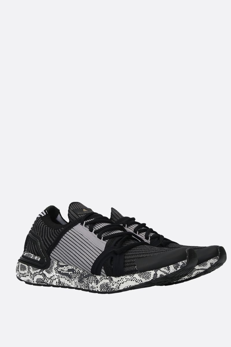 ADIDAS BY STELLA McCARTNEY: UltraBOOST 20.S. sneakers in stretch knit Color Black_2