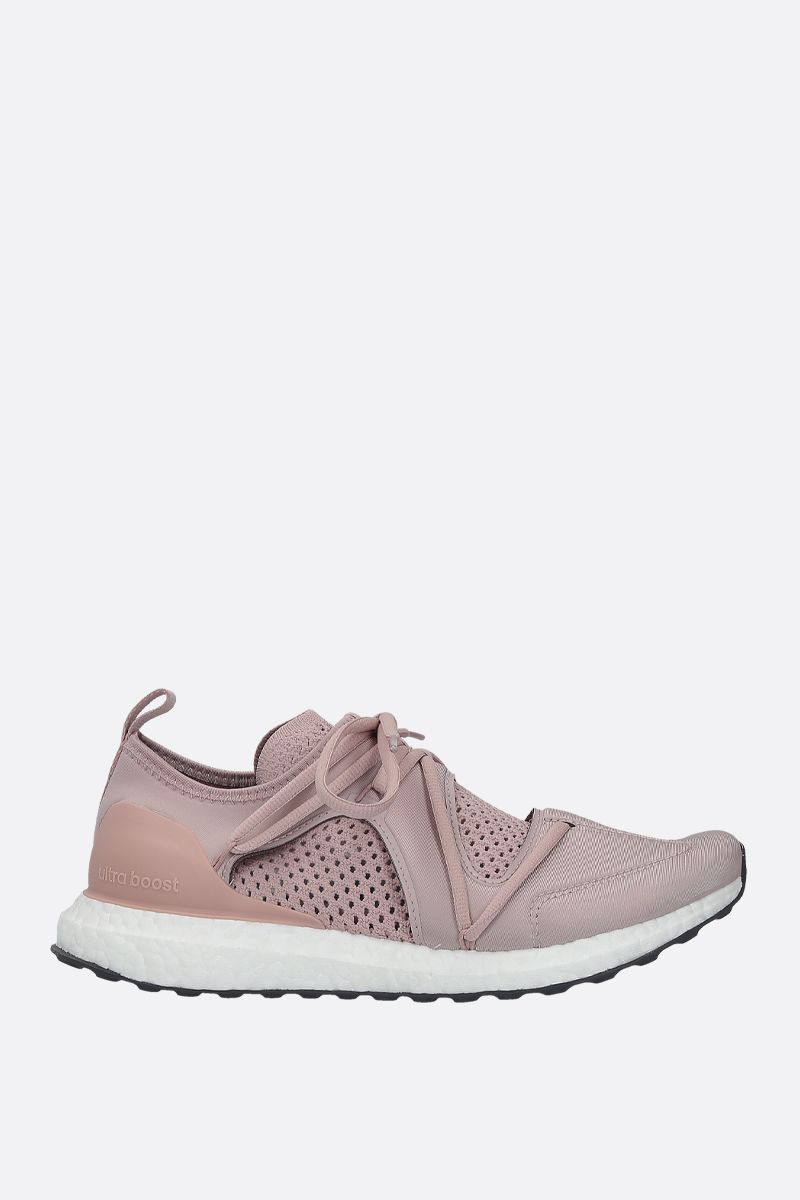 ADIDAS BY STELLA McCARTNEY: UltraBOOST T.S. sneakers in textile and stretch knit Color Pink_1