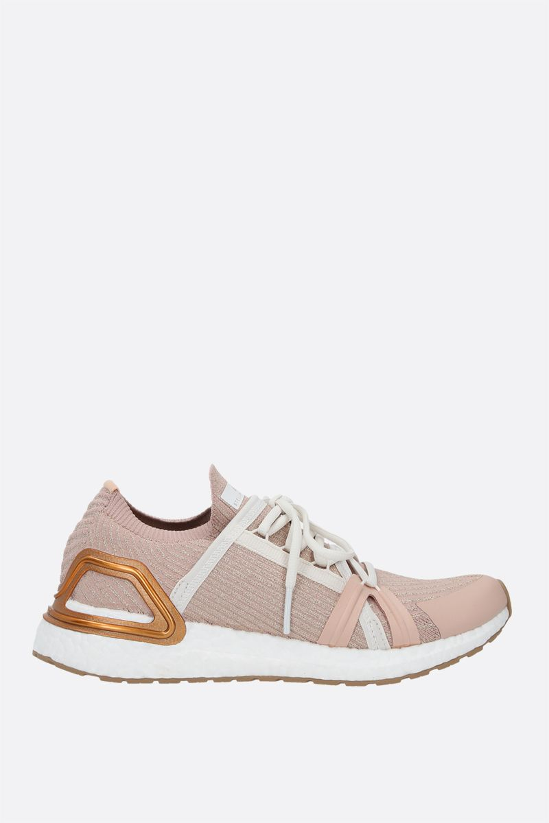 ADIDAS BY STELLA McCARTNEY: Ultraboost 20 sneakers in Primeblue fabric Color Pink_1